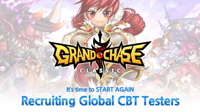 GrandChase - How To Complete 2nd, 3rd And 4th Job For Your Class