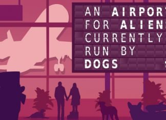 An Airport for Aliens Currently Run by Dogs Achievement Guide