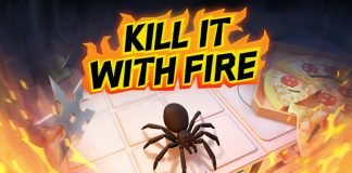 Kill It With Fire In to The Spider Hole Achievements Community Secret and Collectables