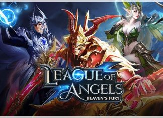 League of Angels-Heaven's Fury - Tower of Eternity Glyphs and Divine Glyphs