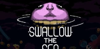 """Swallow the Sea - How to Unlock """"Teach a Man To Fish"""" achievement"""
