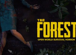 The Forest Map + Loot + Caves + Weapons + BAse Locations