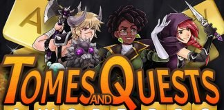 Tomes and Quests: A Word RPG Achievements