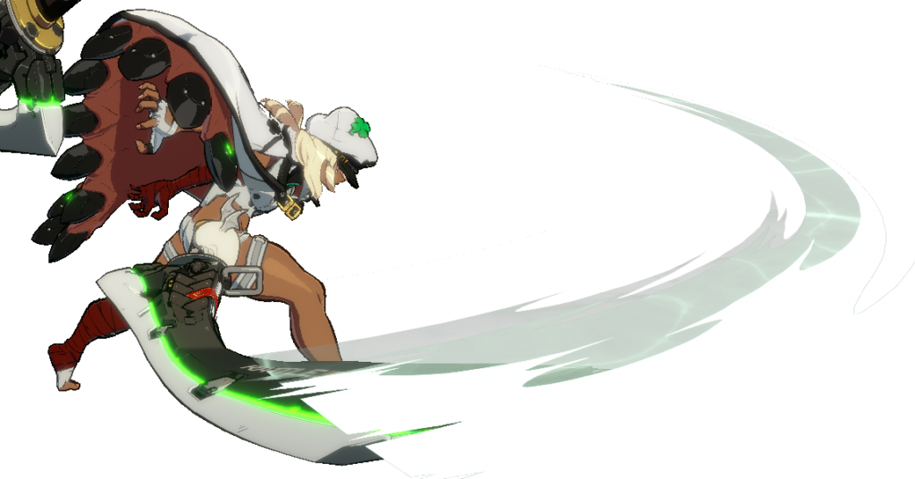 GUILTY GEAR -STRIVE- How To Achieve Ramlethal Gaming