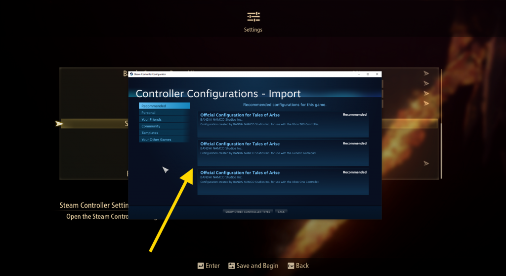 Tales of Arise - Controller Not Working Fix For Gamepad