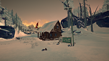 The Long Dark TOP 5 PLACES For SURVIVAL
