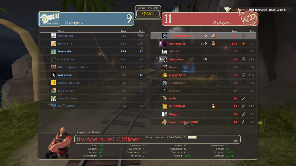 Team Fortress 2 How To Top Score As Heavy Every Game