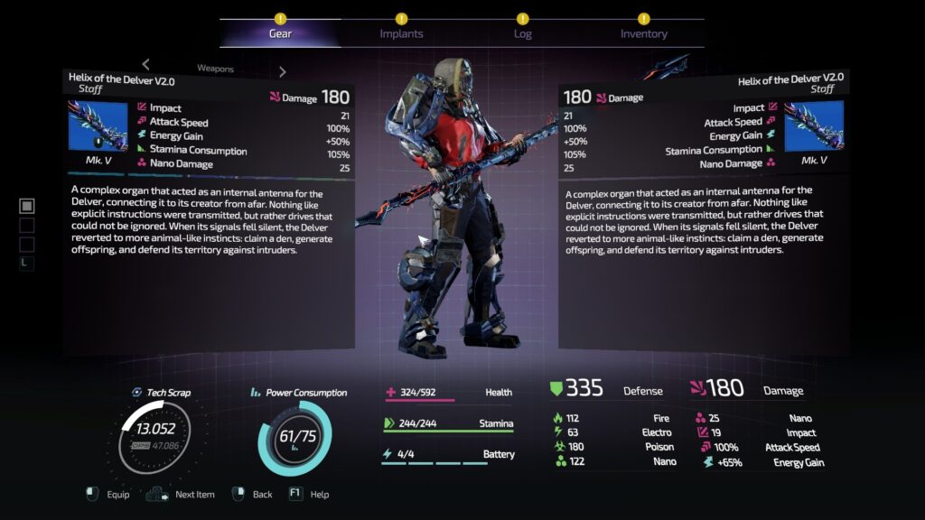 The Surge 2 How To Unlock Boss 2.0 Weapons