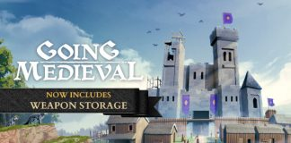 Going Medieval Storage Requirements