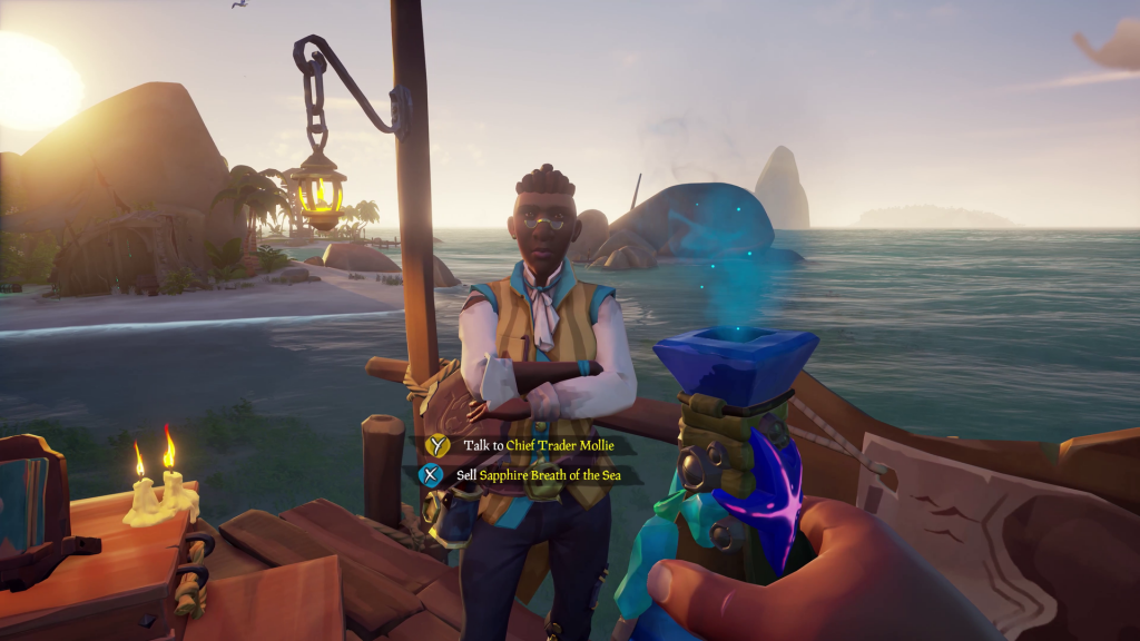 Sea Of Thieves Season Four Update Guide